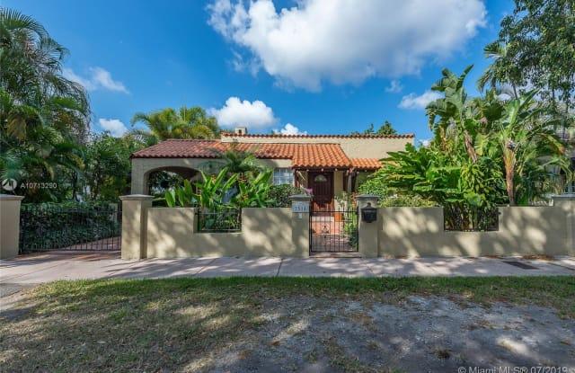 1514 Capri St - 1514 Capri Street, Coral Gables, FL 33134