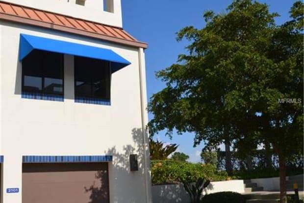 2012 HARBOURSIDE DRIVE - 2012 Harbourside Drive, Longboat Key, FL 34228