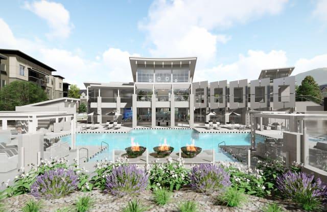 Rockpoint Apartment Homes - 15300 Porter Rockwell Boulevard, Herriman, UT 84065