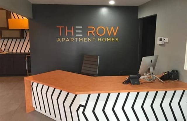 The Row - 7302 University Row, San Antonio, TX 78249