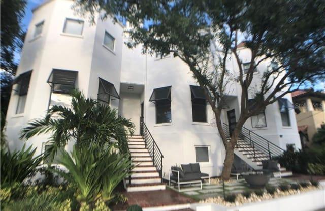 902 S ROME AVENUE - 902 South Rome Avenue, Tampa, FL 33606