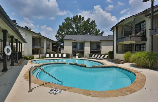 Kensington Station Apartment Homes - 2401 L Don Dodson Dr, Bedford, TX 76021