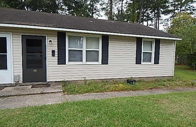 523 Elm Street - 523 Elm Street, Jacksonville, NC 28540