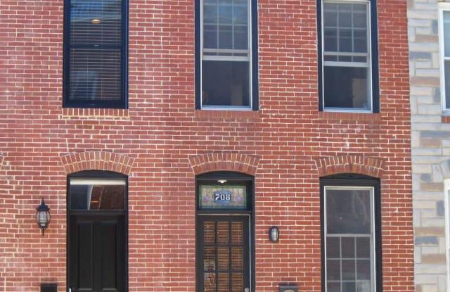 708 LUZERNE AVENUE S - 708 South Luzerne Avenue, Baltimore, MD 21224