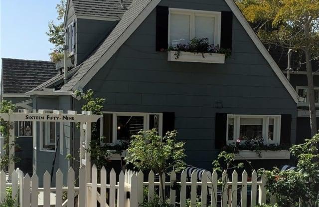 1659 Santa Cruz Street - 1659 Santa Cruz Street, Laguna Beach, CA 92651