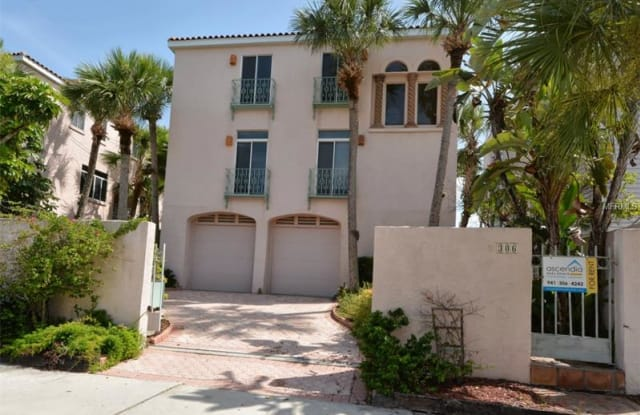 306 BEACH ROAD - 306 Beach Road, Siesta Key, FL 34242