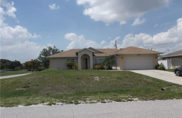 3187 SULSTONE DRIVE - 3187 Sulstone Drive, Harbour Heights, FL 33983