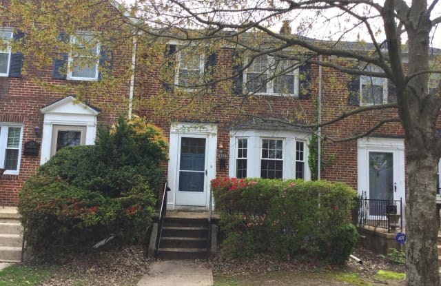 423 RODGERS COURT - 423 Rodgers Court, Towson, MD 21212