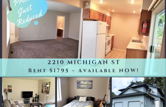 2210 Michigan Street - 1 - 2210 Michigan Street, Bellingham, WA 98229