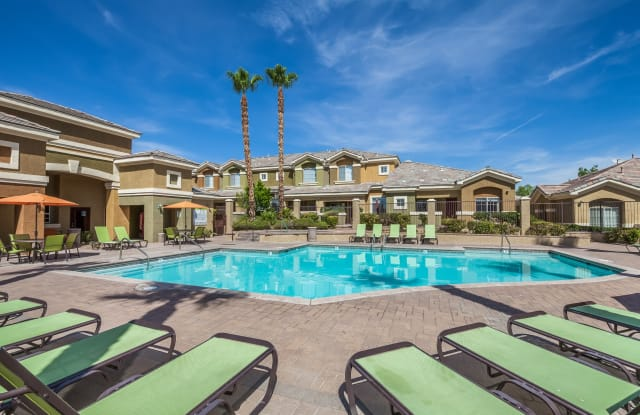 Red Rock Villas - 451 Crestdale Ln, Las Vegas, NV 89144