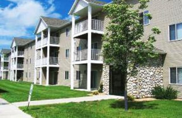 Parkside Apartments - 3240 9th St W, West Fargo, ND 58078