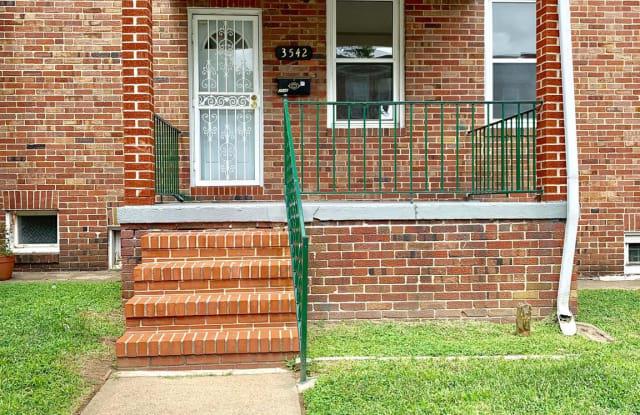 3542 LYNDALE AVENUE - 3542 Lyndale Avenue, Baltimore, MD 21213