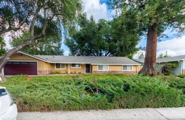 Bright & Spacious Single Family Home Located @ 1712 Newcastle Dr - 1712 Newcastle Drive, Los Altos, CA 94024