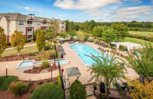 Preston View Apartment Homes - 1000 Stony Ct, Morrisville, NC 27560