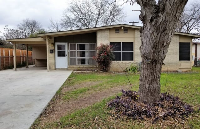 319 Clutter Ave. - 319 Clutter Avenue, San Antonio, TX 78214