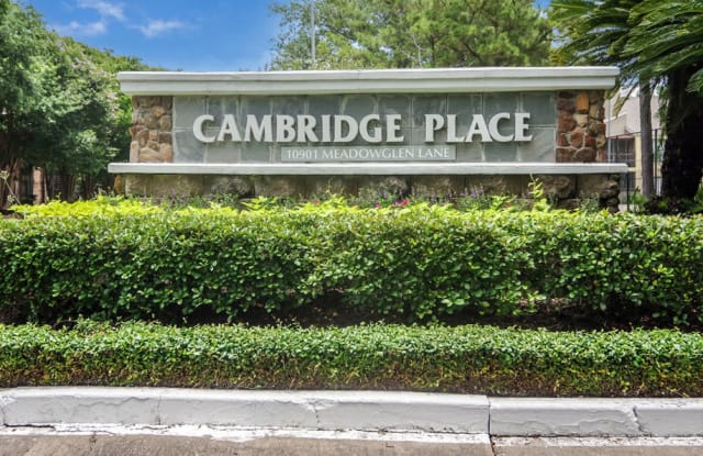 Cambridge Place - 10901 Meadowglen Ln, Houston, TX 77042