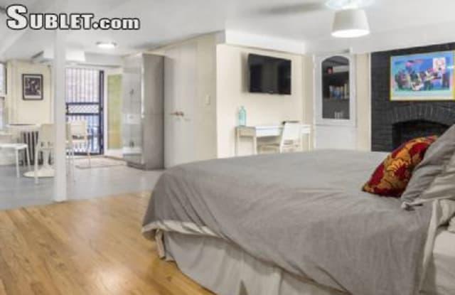 19 Sylvan Terrace - 19 Sylvan Terrace, New York, NY 10032
