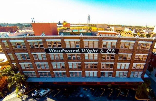 The Woodward - 344 Saint Joseph St, New Orleans, LA 70130