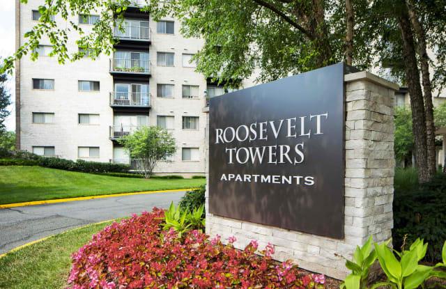 Roosevelt Towers - 500 Roosevelt Blvd, Falls Church, VA 22044