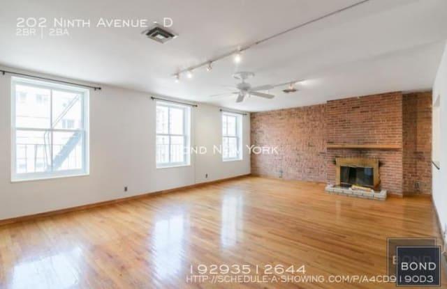 202 Ninth Avenue - 202 9th Ave, New York, NY 10011