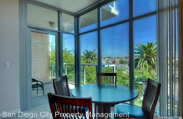 206 Park Blvd. #306 - 206 Park Boulevard, San Diego, CA 92101
