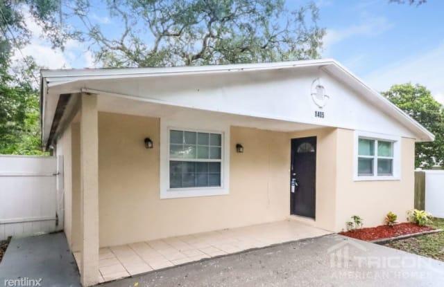 1405 W Yukon Street - 1405 West Yukon Street, Tampa, FL 33604