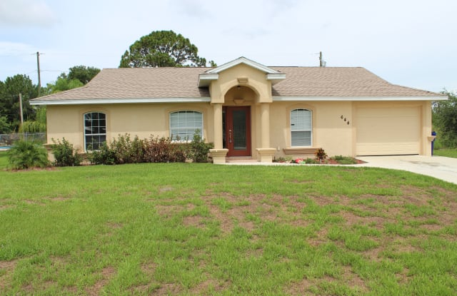 644 Fairfield Ave - 644 Fairfield Avenue, Highlands County, FL 33852