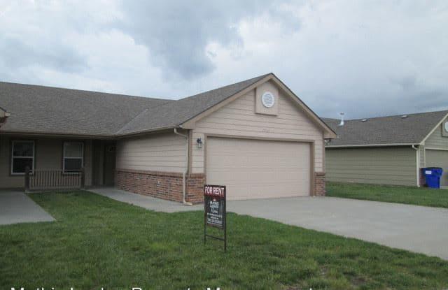 1714 Clover - 1714 Clover Drive, Junction City, KS 66441