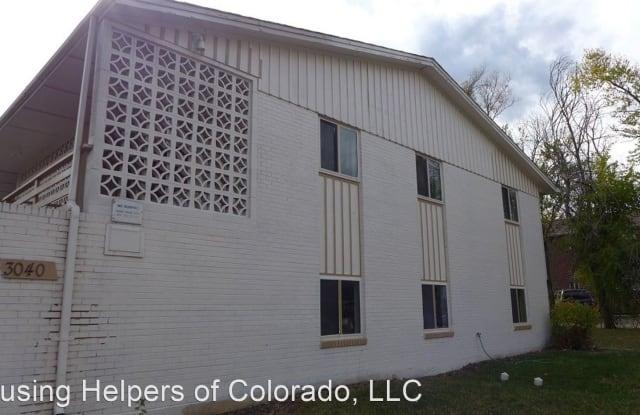 3040 Madison Avenue #5 - 3040 Madison Avenue, Boulder, CO 80303