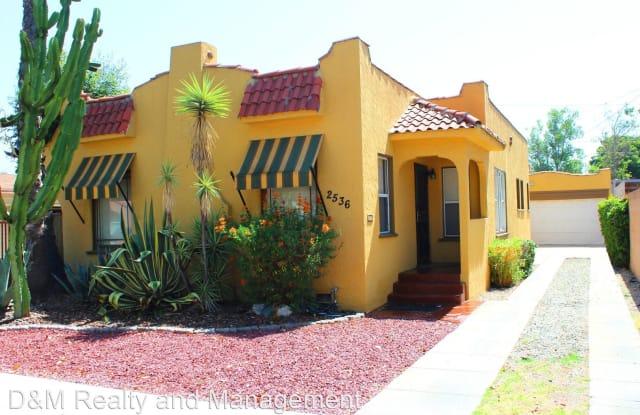 2536 Chestnut Ave - 2536 Chestnut Avenue, Long Beach, CA 90806