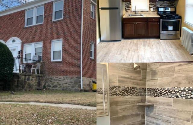 309 E BELVEDERE AVENUE - 309 East Belvedere Avenue, Baltimore, MD 21212