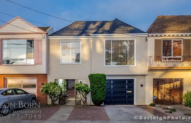 1934 36th Avenue - 1934 36th Avenue, San Francisco, CA 94116