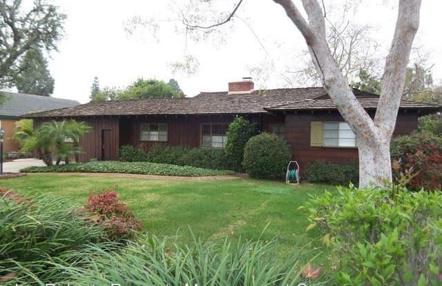 1740 N. Shaffer St. - 1740 North Shaffer Street, Orange, CA 92865