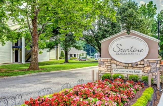 Starline Apartments - 900 Glastonbury Rd, Nashville, TN 37217