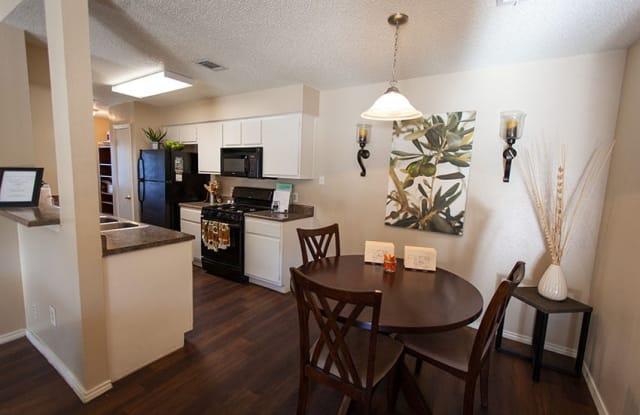 Rock Springs Duplexes - 1338 Christopher Ave, Round Rock, TX 78681