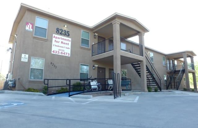 8235 Carpenter Drive - 8235 Carpenter Drive, El Paso, TX 79907