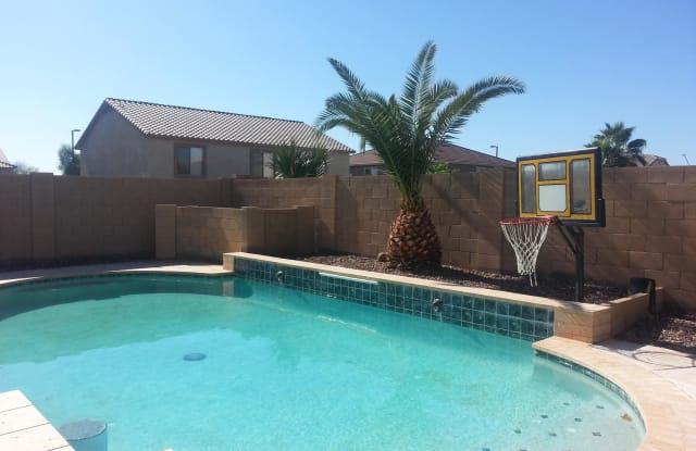 22631 W ASHLEIGH MARIE Drive - 22631 West Ashleigh Marie Drive, Buckeye, AZ 85326