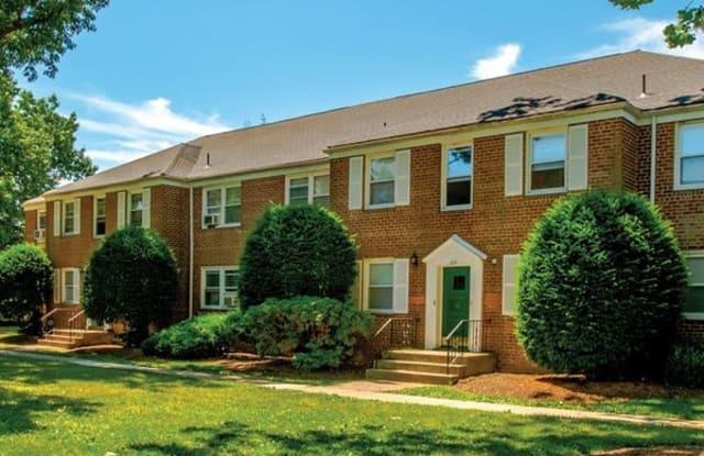 Brookland Gardens - 729 E Front St, Plainfield, NJ 07060