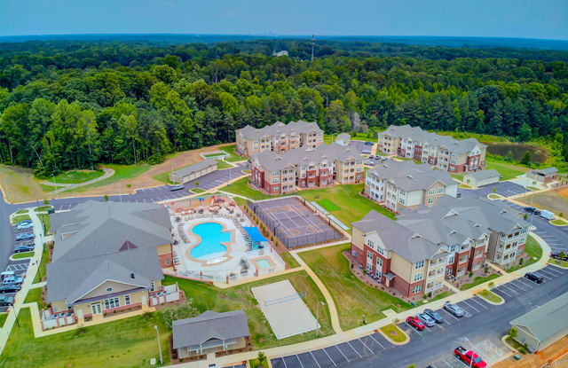 The Villages at McCullers Walk - 500 Shady Summit Way, Raleigh, NC 27603