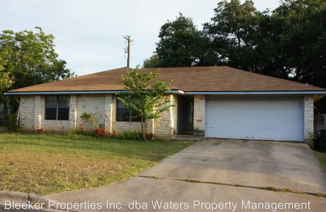 902 Woodview - 902 Woodview Drive, Georgetown, TX 78628