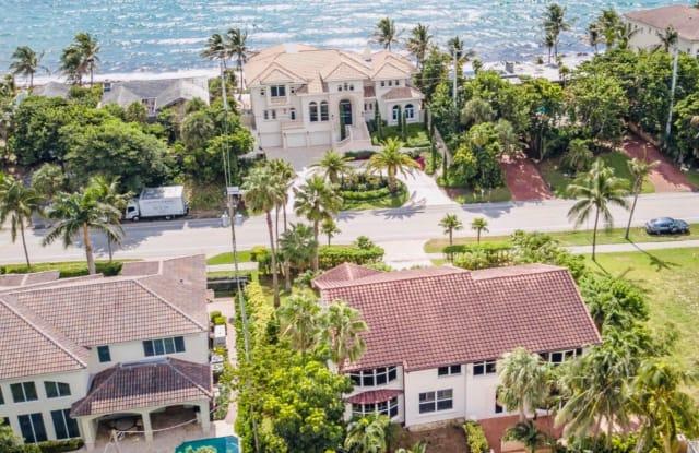 4108 S Ocean Boulevard - 4108 South Ocean Boulevard, Highland Beach, FL 33487