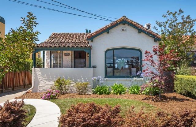 1520 Palm AVE - 1520 Palm Avenue, San Mateo, CA 94402