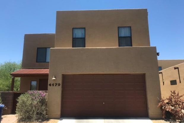 4179 N Desert Rain Drive - 4179 N Desert Rain Dr, Tucson, AZ 85705