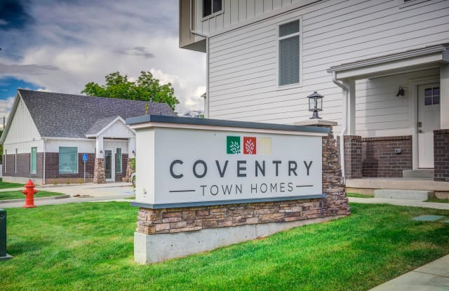 Coventry Town Homes - 2323 S 800 W, North Salt Lake, UT 84054