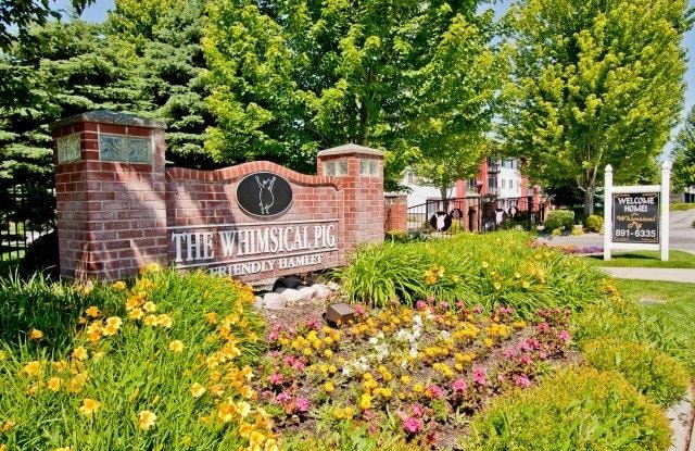 Whimsical Pig - 13303 E Mission Ave, Spokane Valley, WA 99216
