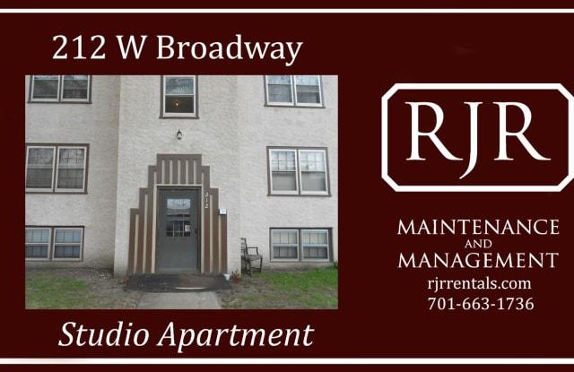212 W Broadway Ave - 212 West Broadway Avenue, Bismarck, ND 58501