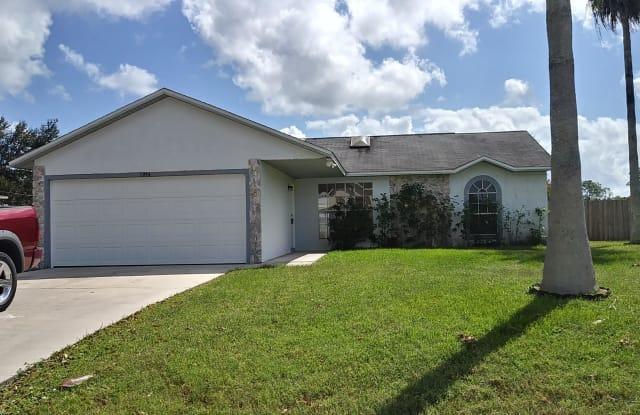 1594 NW Manzanita Street - 1594 Manzanita Street Northwest, Palm Bay, FL 32907