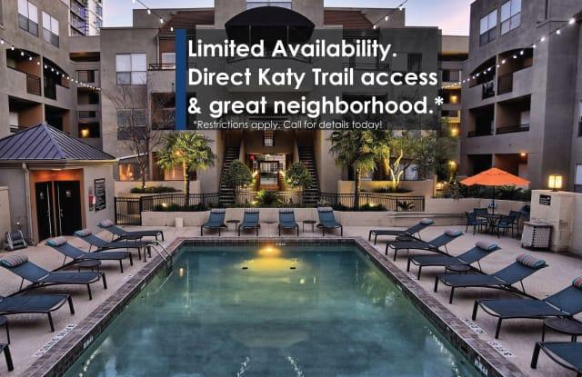 Gables Katy Trail - 2821 Carlisle St, Dallas, TX 75204