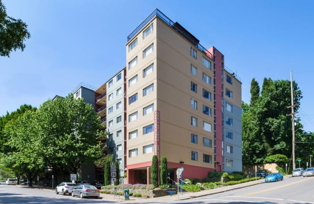 2020 Building - 2020 SW Salmon St, Portland, OR 97205