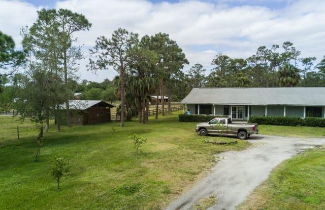17331 Rocky Pines Road - 17331 Rocky Pines Road, Jupiter Farms, FL 33478